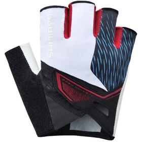 Shimano Asphalt Bike Gloves Men white